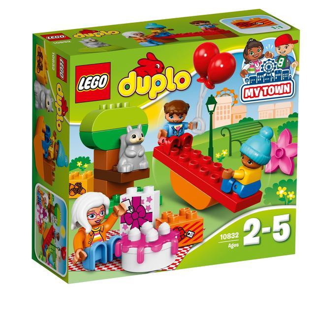 LEGO Duplo Birthday Picnic 10832