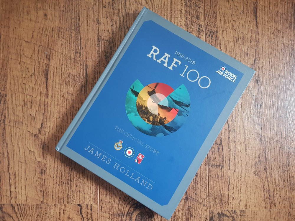 Carlton Books RAF 100 Father's Day gifts 2018
