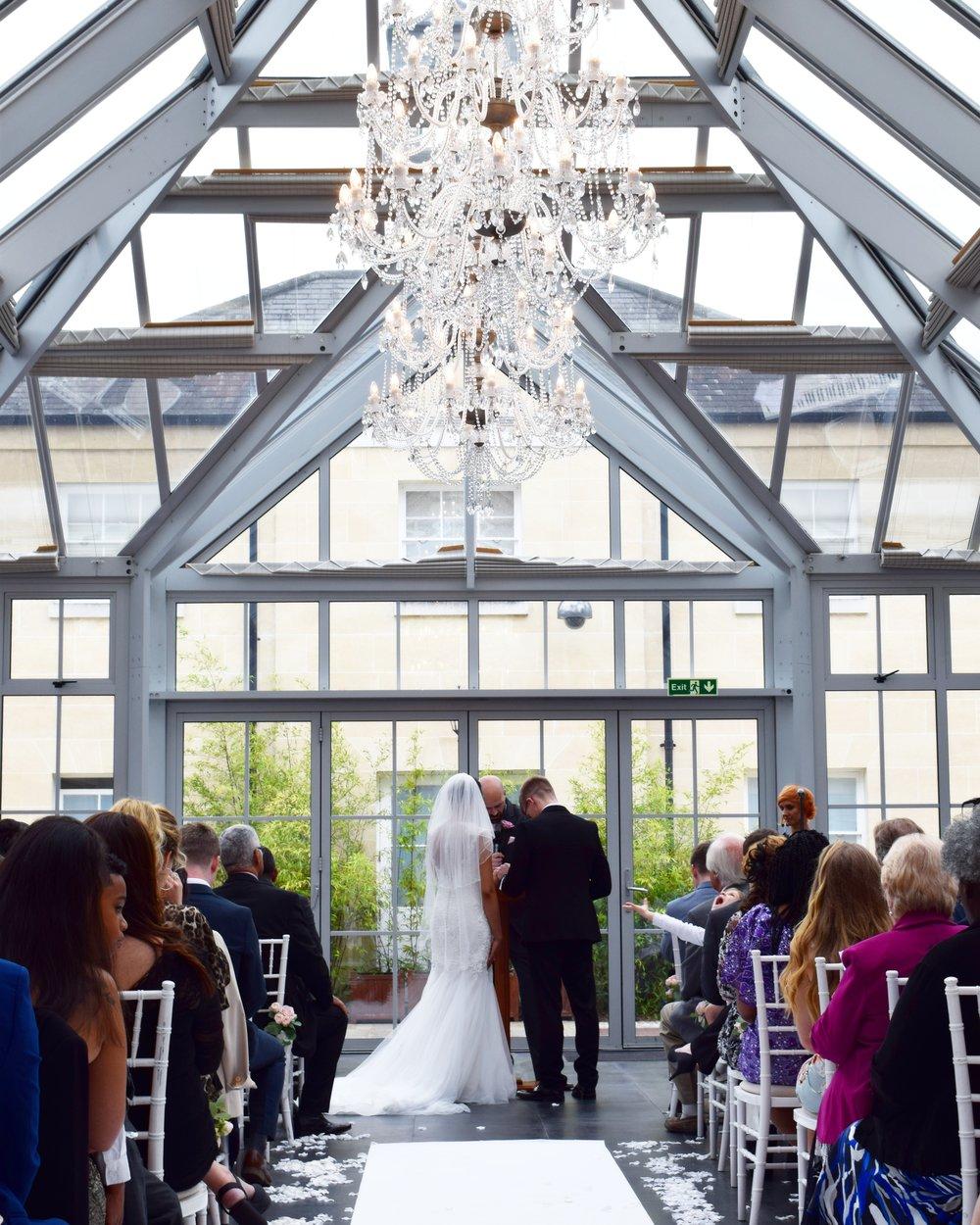 Wedding photo ideas: Botleys Mansion Chertsey wedding venue ceremony