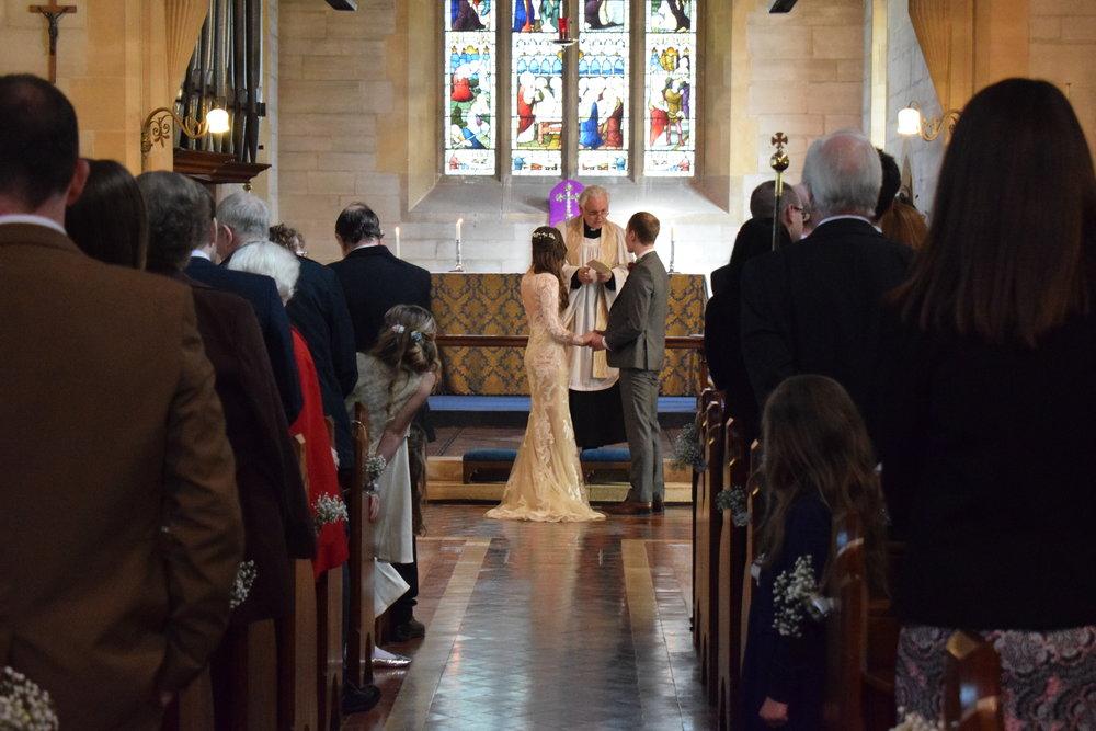 Wedding photo ideas: the wedding ceremony