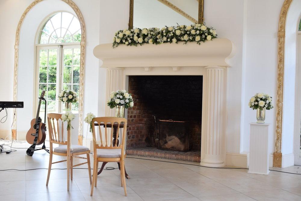 Wedding photo ideas: before the wedding ceremony