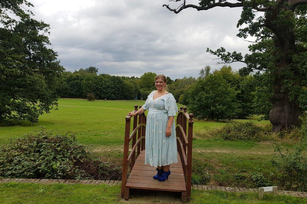 SENCHAEmbellished Midi Dress from ELVI