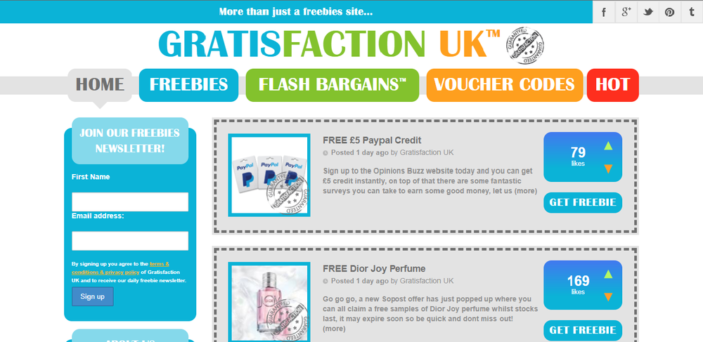 20098236f03 UK Freebies, Vouchers and More | Gratisfaction UK | Naomi's World