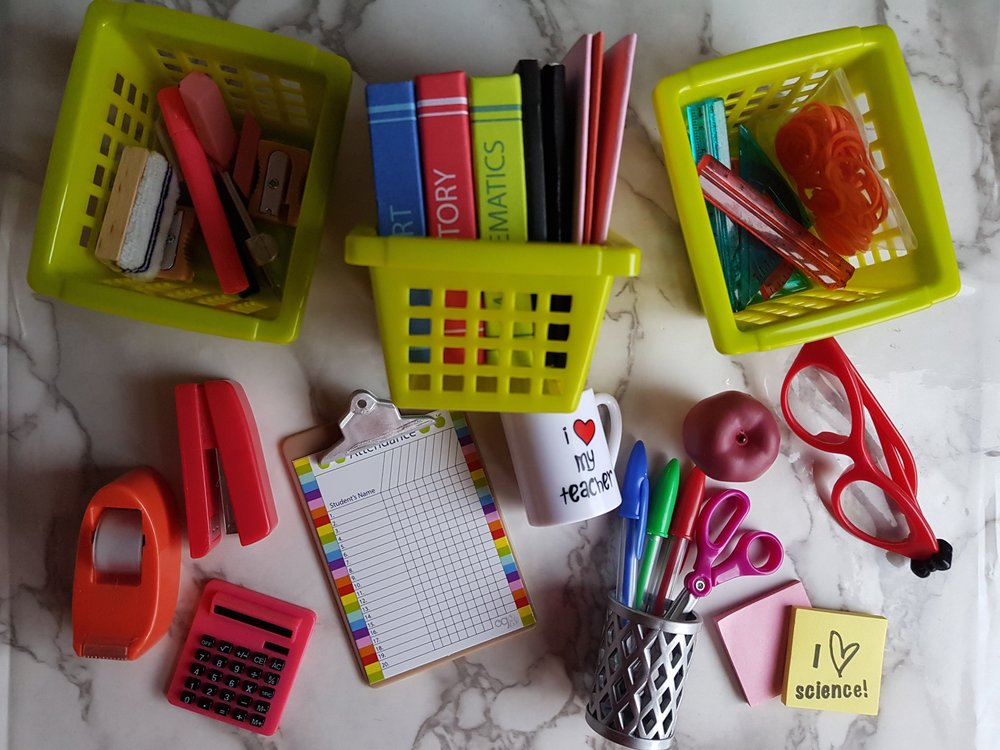Our Generation Awesome Academy accessories