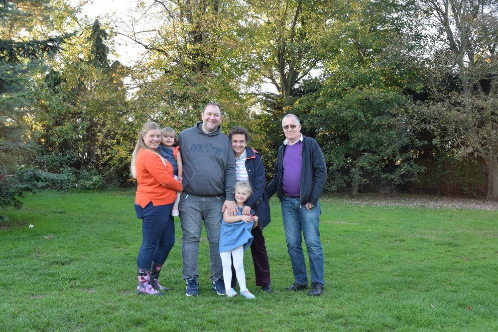 Hassan family photo