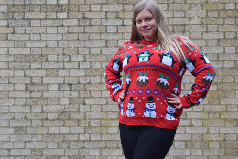 Christmas jumper love