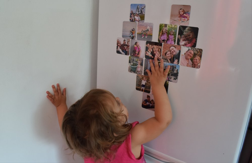 Cheerz photo magnets