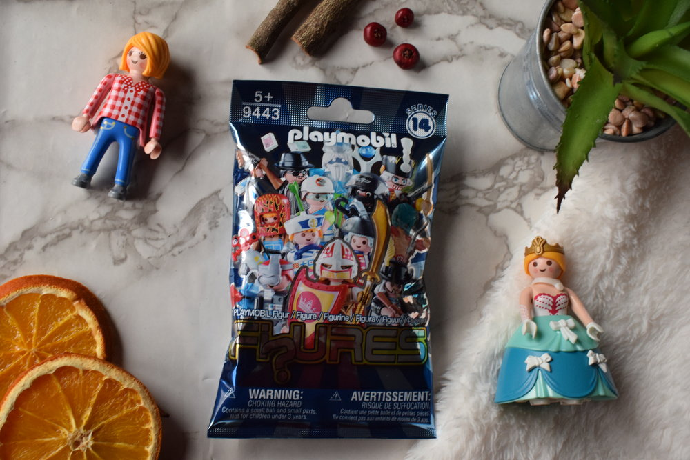 Playmbobil Figures blister pack Me Becoming Mum's Stocking Fillers for Under 5s
