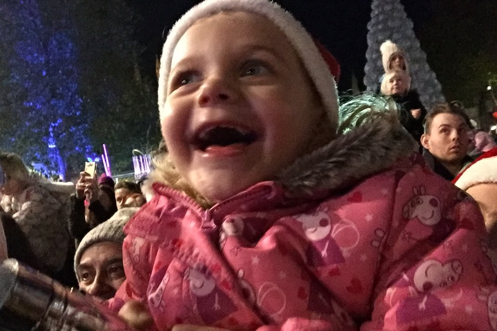 Peterborough light switch on 2017 Squidgy's reaction