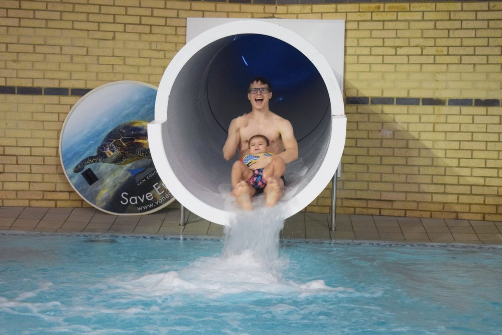 Coral Reef Waterworld in Bracknell Water Slides