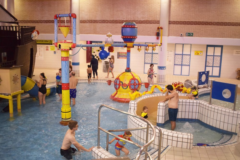 Coral Reef Waterworld in Bracknell Toddler Area