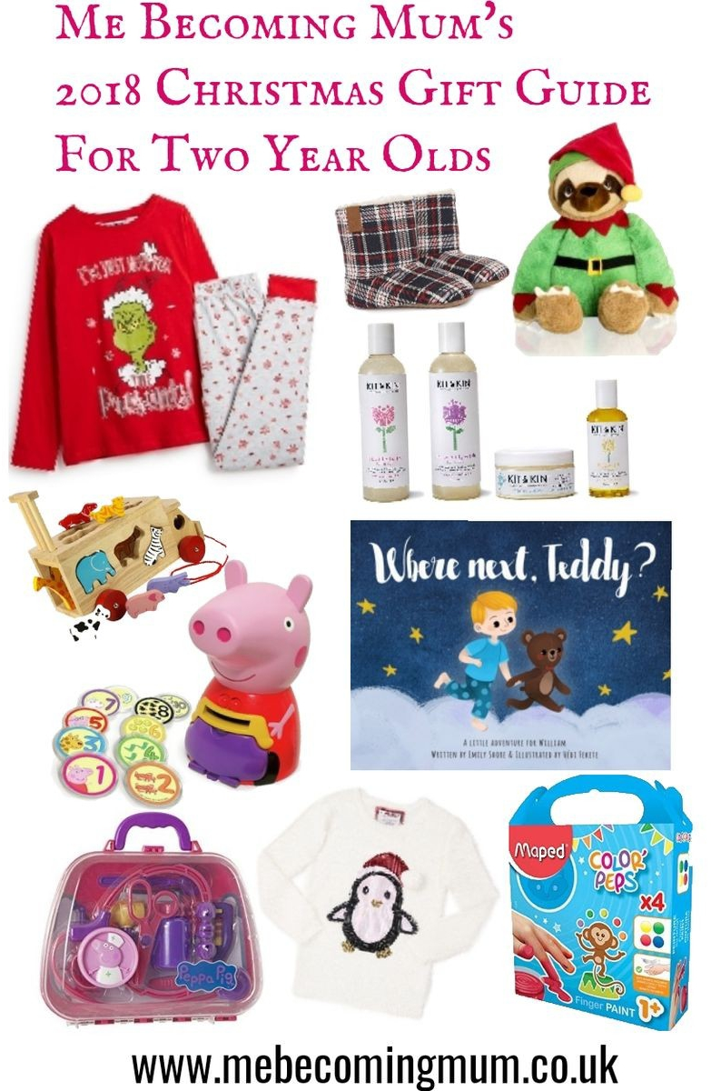 2018 Gifts for 2 Year Olds | Christmas Gift Guide | Me Becoming Mum ...
