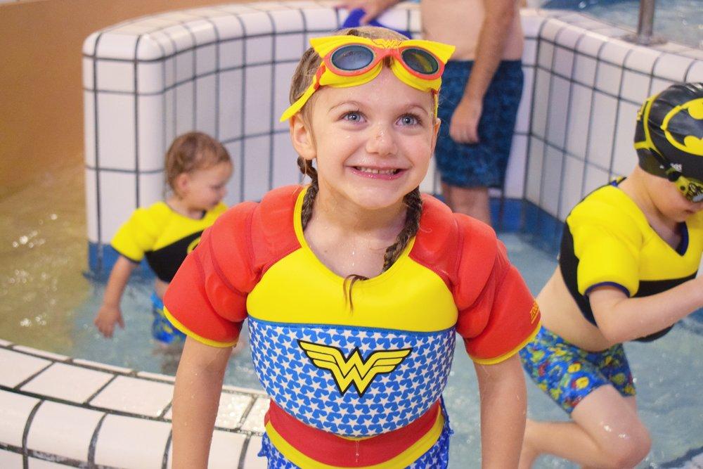 Zoggs DC Superheroes Swimwear