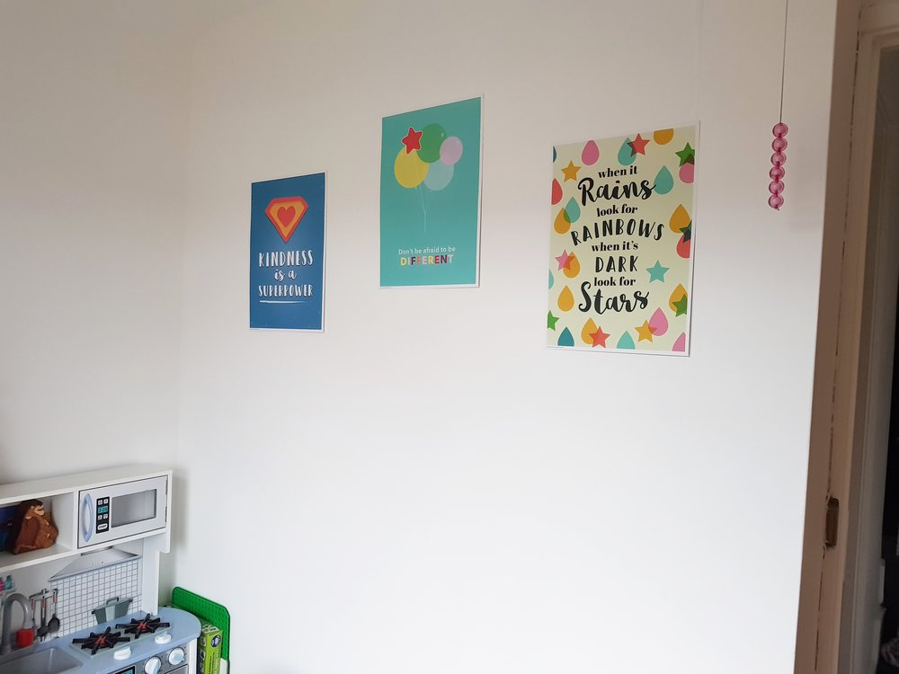 Edu Prints Plus children's wall prints