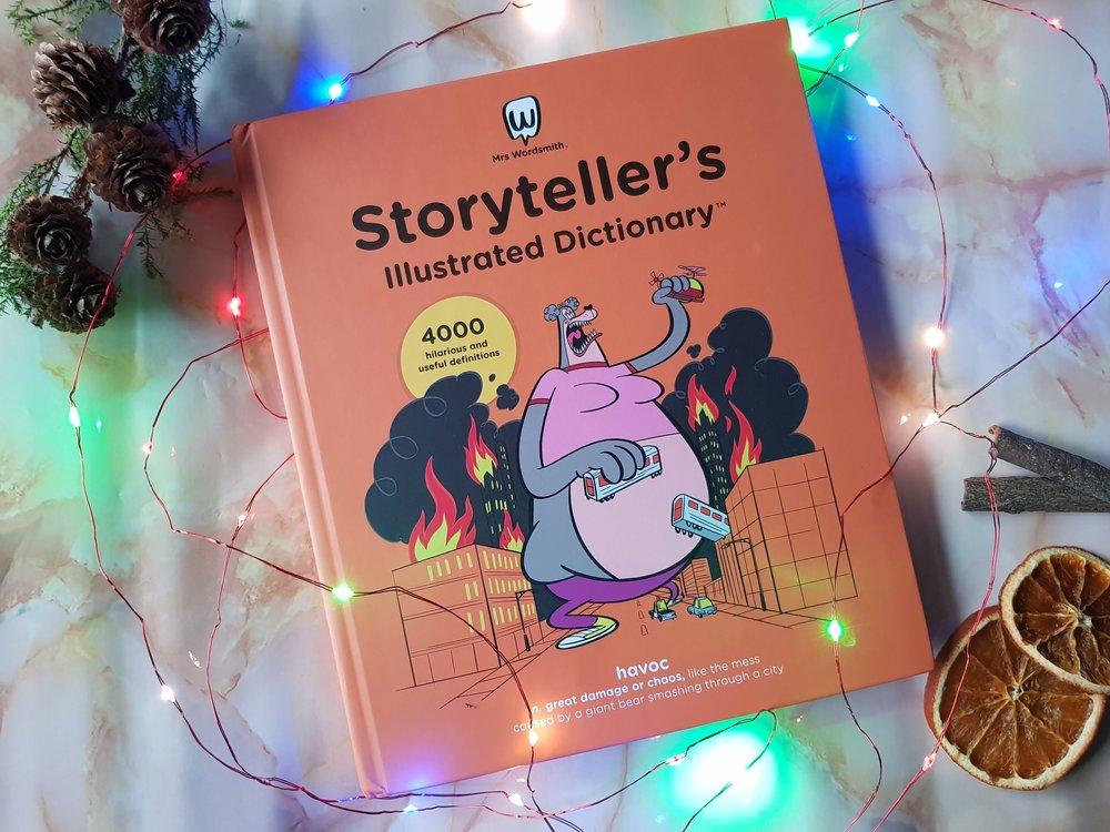 Mrs Wordsmith's Storyteller's Illustrated Dictionary