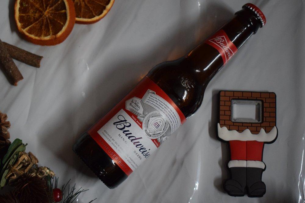 Santa chimney bottle opener Me Becoming Mum's Stocking Fillers for Him