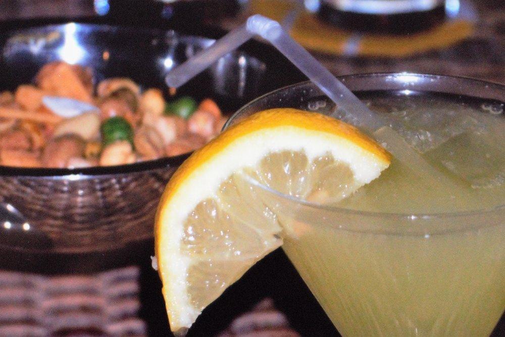 Lemon daquari, drinks in Cyprus