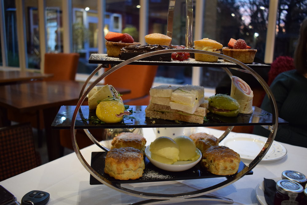 Afternoon tea for two Mother's Day gifts 2019