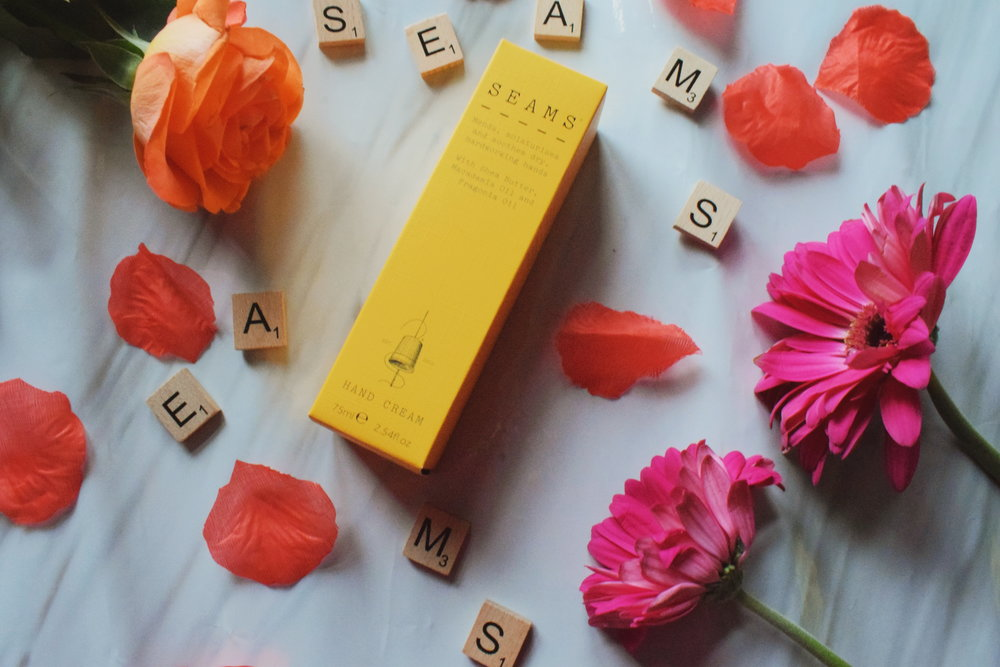 SEAMS hand cream Mother's Day gifts 2019