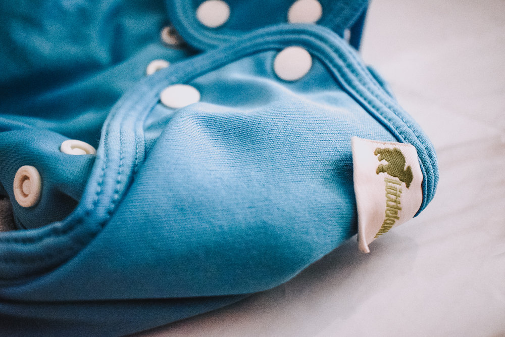 Little Lamb cloth nappies UK