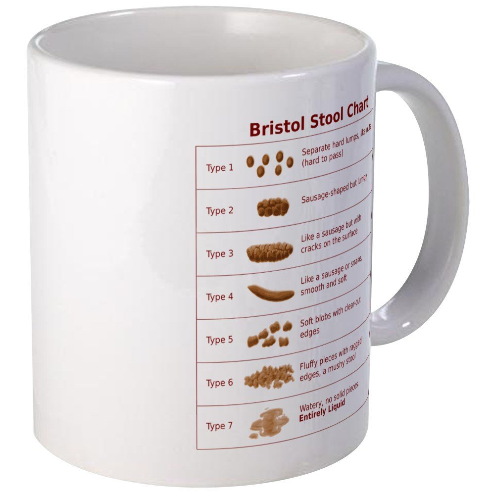 Bristol Stool Coffee Cup