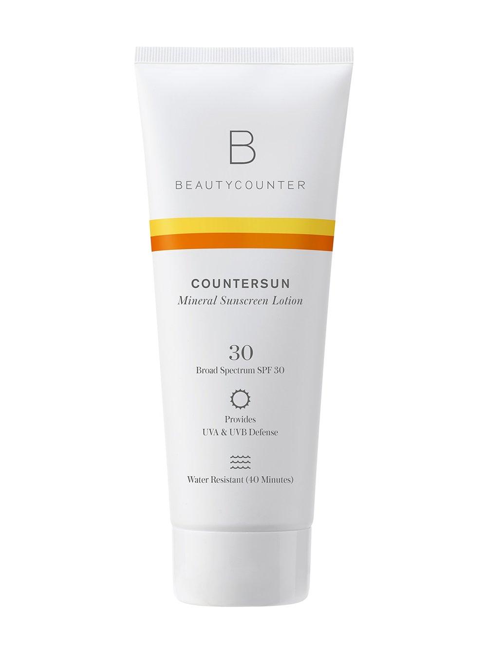 mineral sunscreen beautycounter