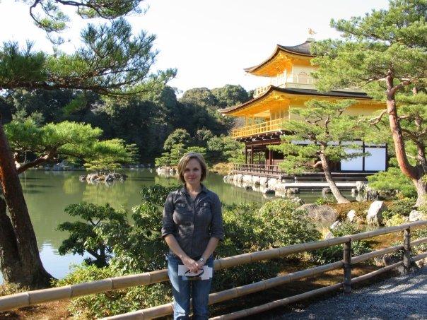 Kinkaku-ji Temple, Kyoto, Japan, 2007