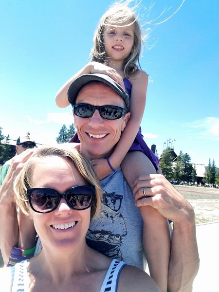 Family vacation, 2017