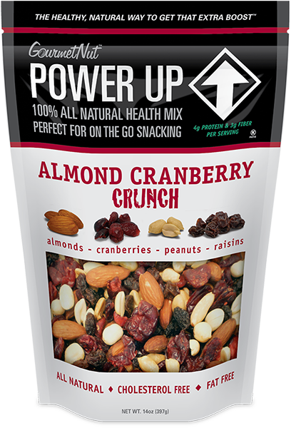 ALMOND CRANBERRY CRUNCH