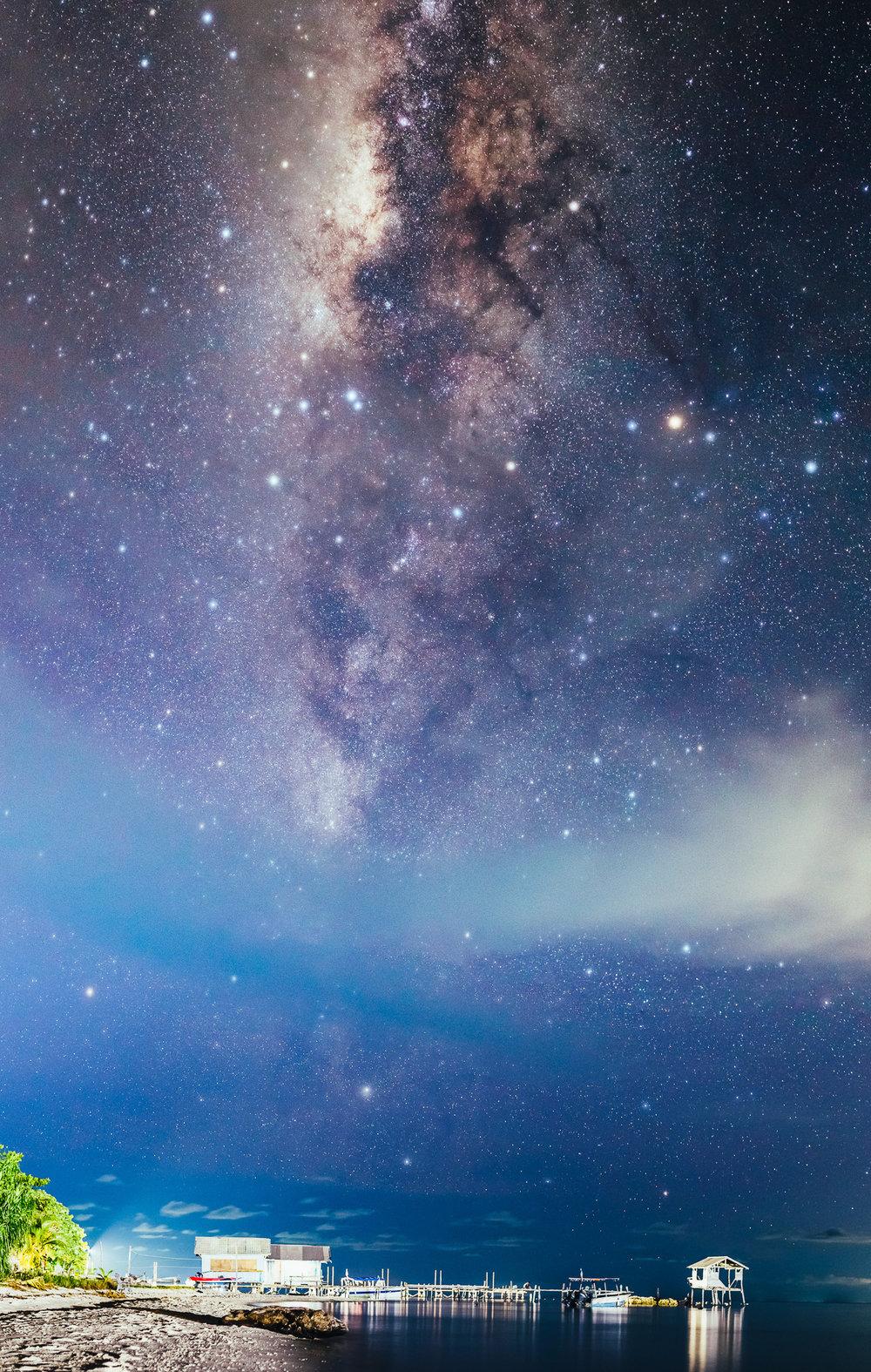 TRACC UNDER STARS