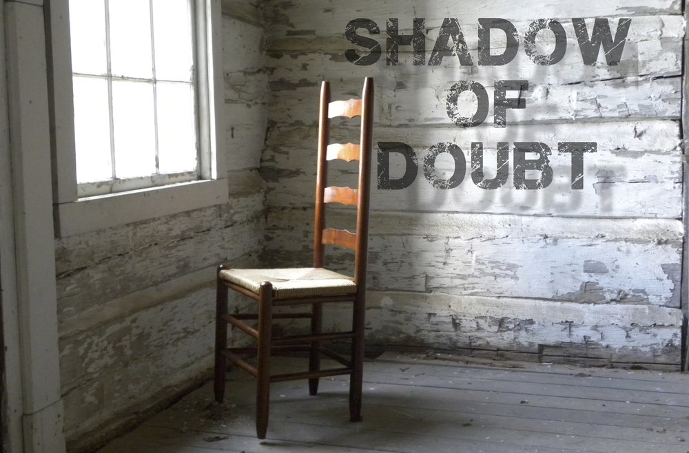 Shadow of Doubt - No one is immune to doubt. The doubt we experience can come when life doesn't meet our expectations or from fatigue following our greatest success. Doubt can leave us feeling alone, depressed and hopeless. God pierces the darkness so we can move out of the shadow and into the light. Click here to check out the messages of this deeply moving series.