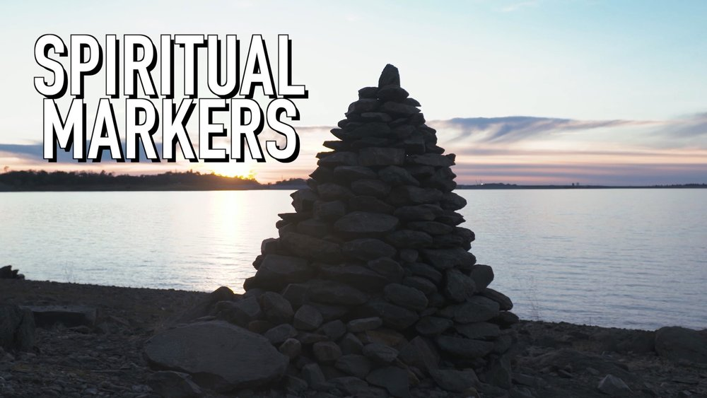 Spiritual Markers - All of us have monumental divine moments when God left His mark on our lives.  We tend to forget those moments over time. In this series, Pastor Jamie surveys a few Old Testament stories when God's people were commanded to build a spiritual marker so they would not forget what they learned about Him.