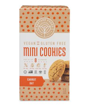 Partake Foods Carrot Oat