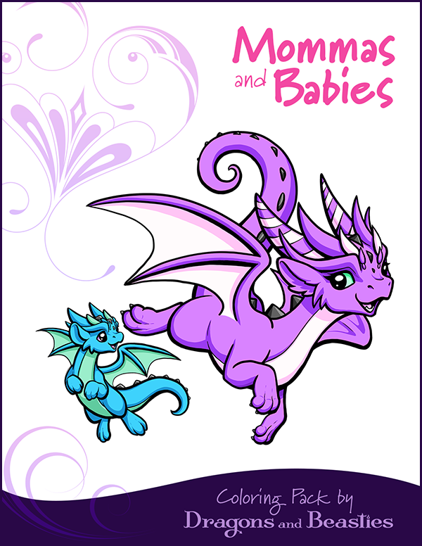 Mommas and Babies PDF - $4.95
