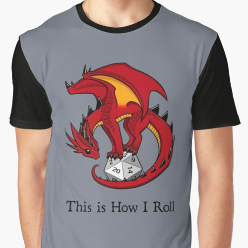 This is How I RollT-Shirt - $19.90