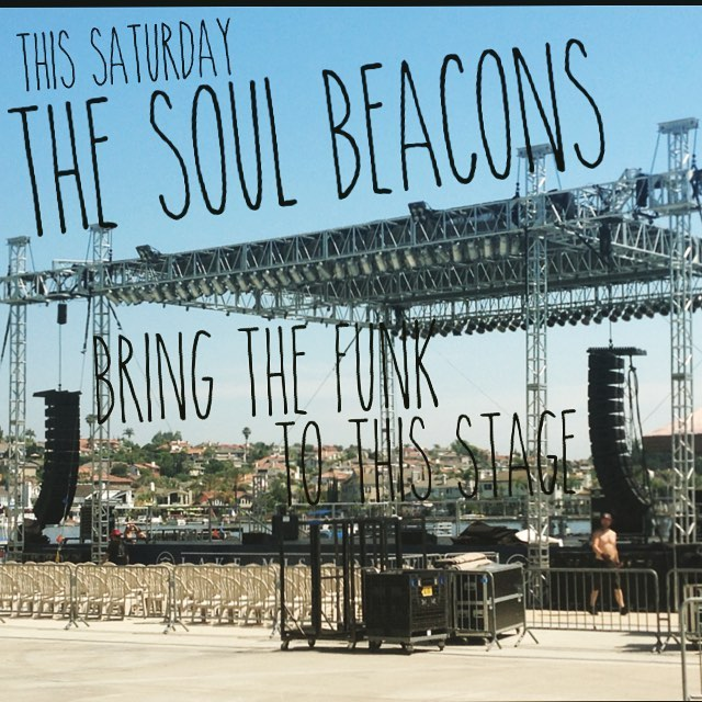 Due to a massive oversight in judgement; Lake Mission Viejo Summer Concert Series has requested The Soul Beacons deliver an ass-load of heavy funk to their quaint water-centric community. This show is %100 free, furthermore you are free to bring and consume your own alcoholic beverages. Word on the street that this is a Jah friendly event as well;) This is the deal: YOU MUST DM US FOR THE GUEST LIST or they can't let you in. Lace up your dancing shoes and warm-up your liver because we are going to burn this place down!🔥🔥🔥 #funk #soul #vinylrecords #thesoulbeacons #hammondorgan #jamesbrown #lakemissionviejo #danceparty