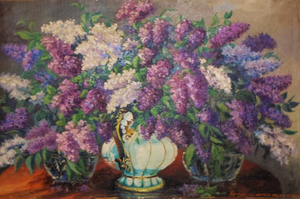 "Sergey Uvarov ""Lilac"""