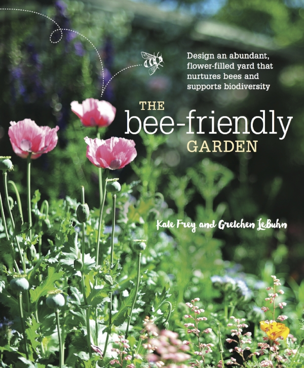 The Bee-friendly Garden book cover.jpg