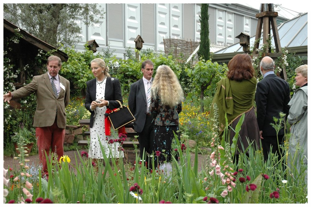 princess michael of kent visit the fetzer garden.jpg