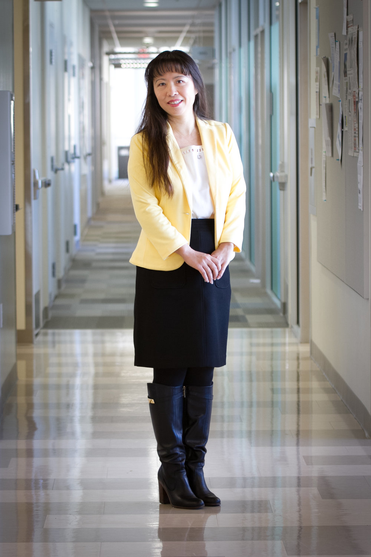 Dr. Li Ding. Image credit:Matt Wyczalkowski