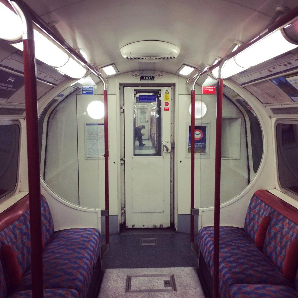 Bakerloo traveller