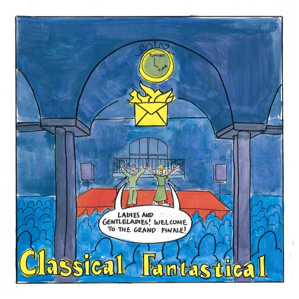Turncoats - Classical fantastical