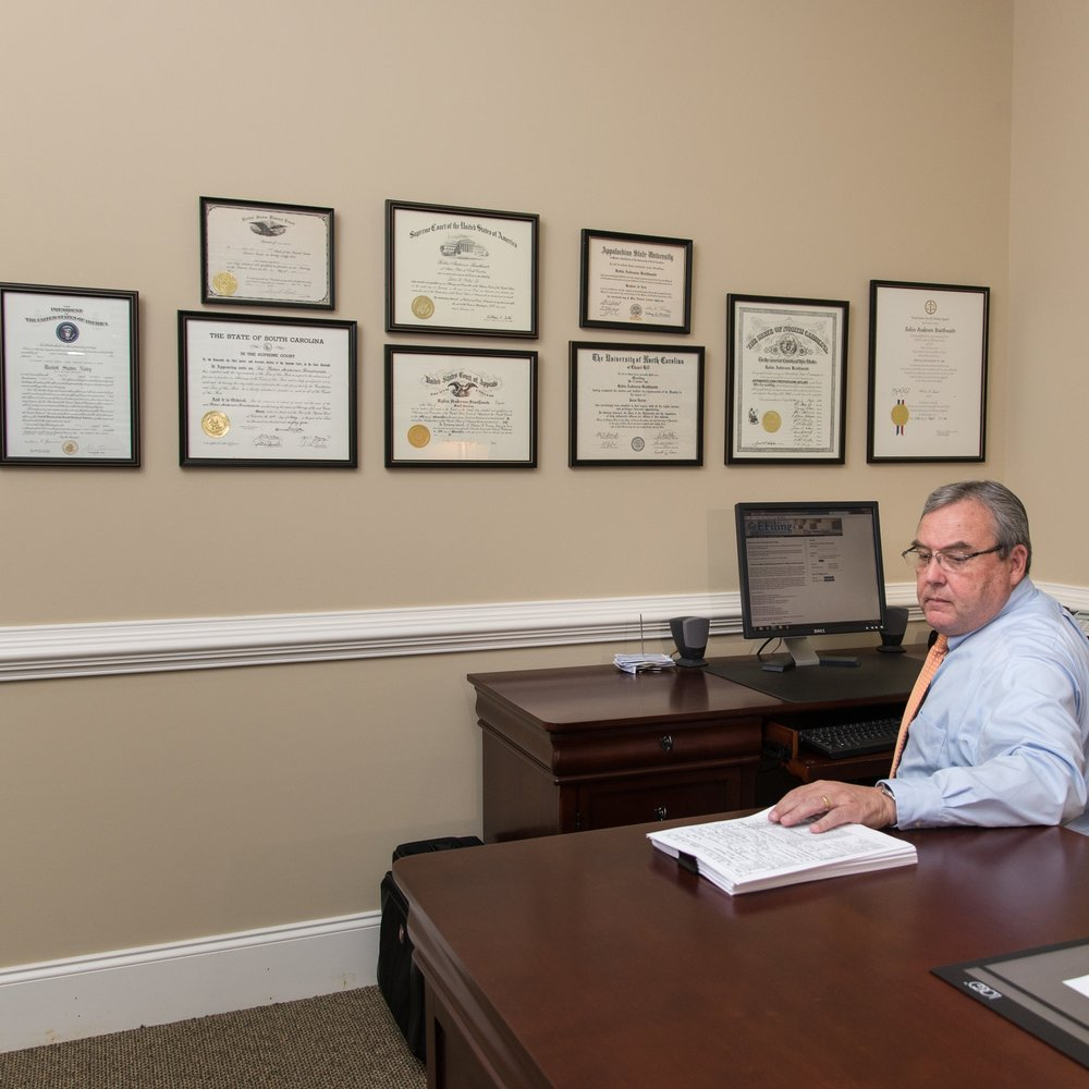 Rob Braithwaite Mediation Mediator Law Firm Civil Litigation Trial Plaintiff Defense