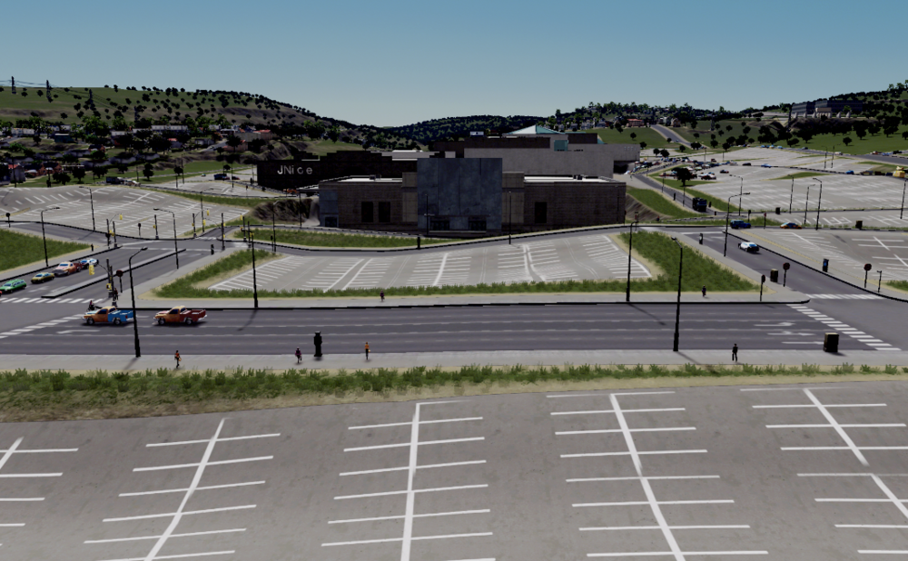 Johnson City - Oakdale Mall