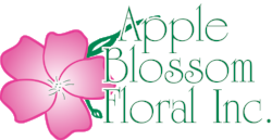 Apple-Blossom-Floral-Logo