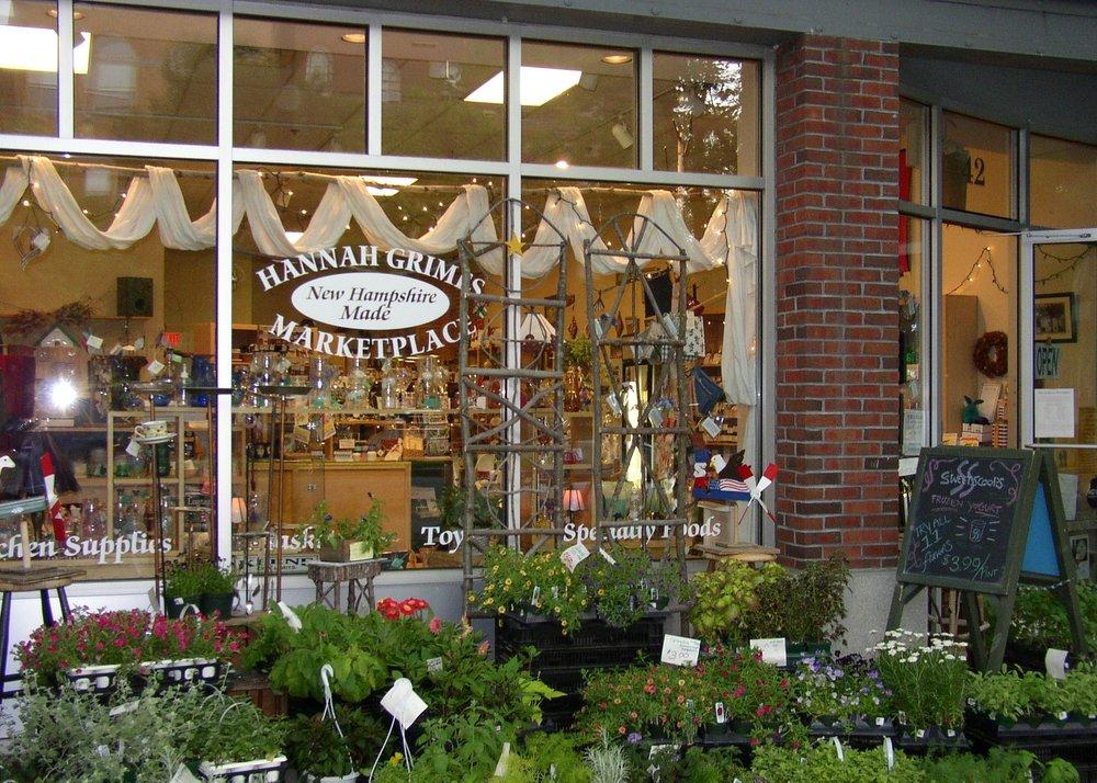 Discover Monadnock Shopping