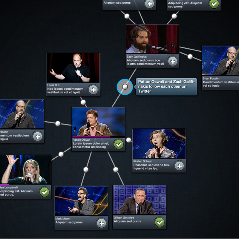 COMEDY CENTRAL STAND-UP APP