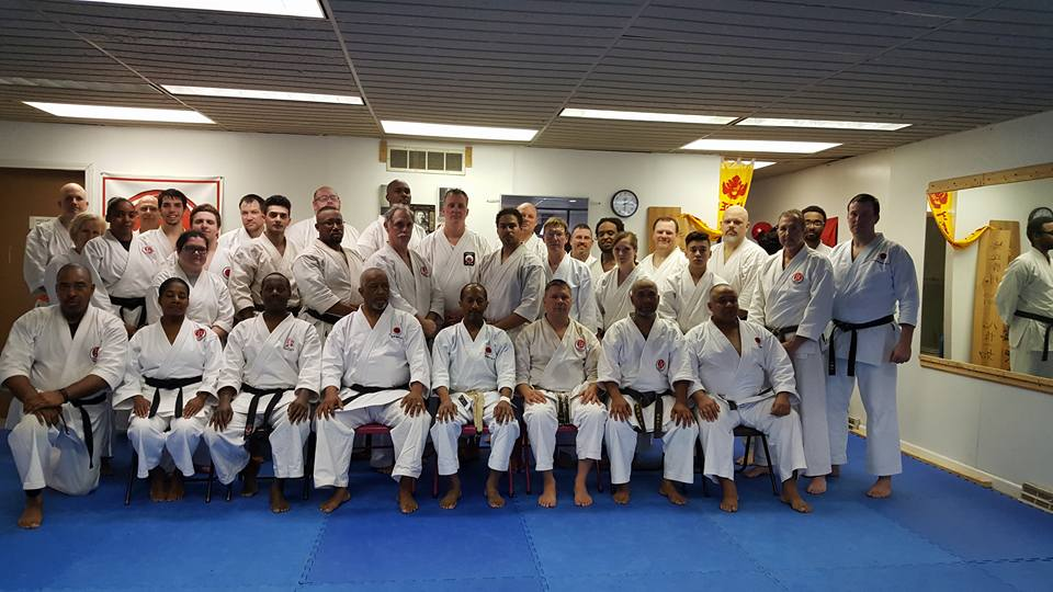 Cincinnati Shotokan Karate-Do