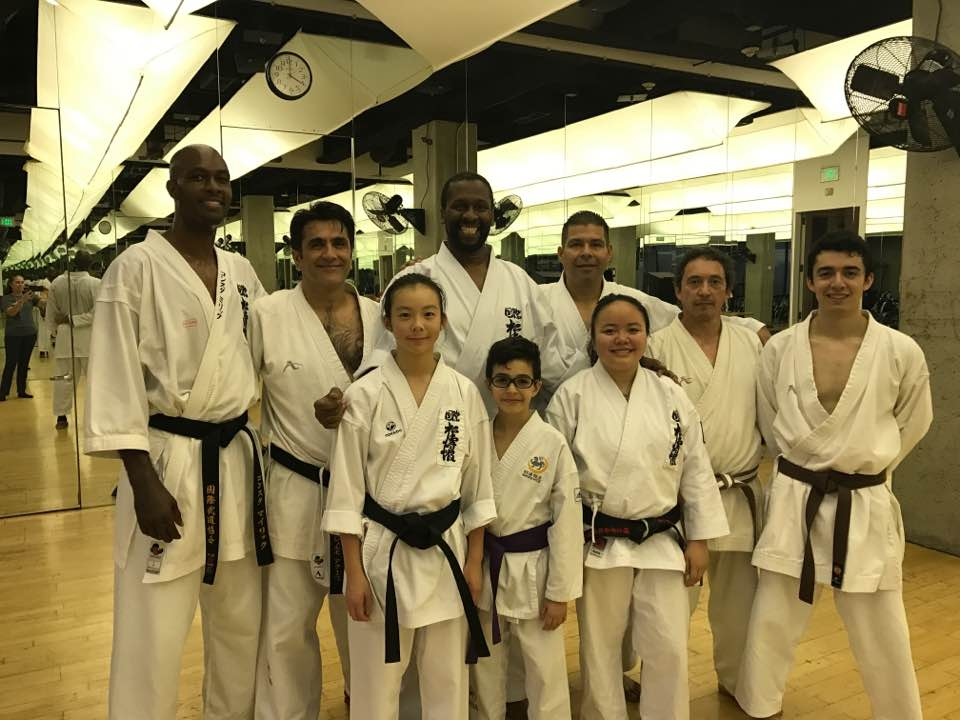 Shockness Shotokan Karate-Do
