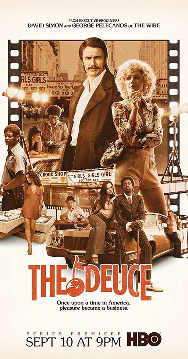hbo's the deuce official poster